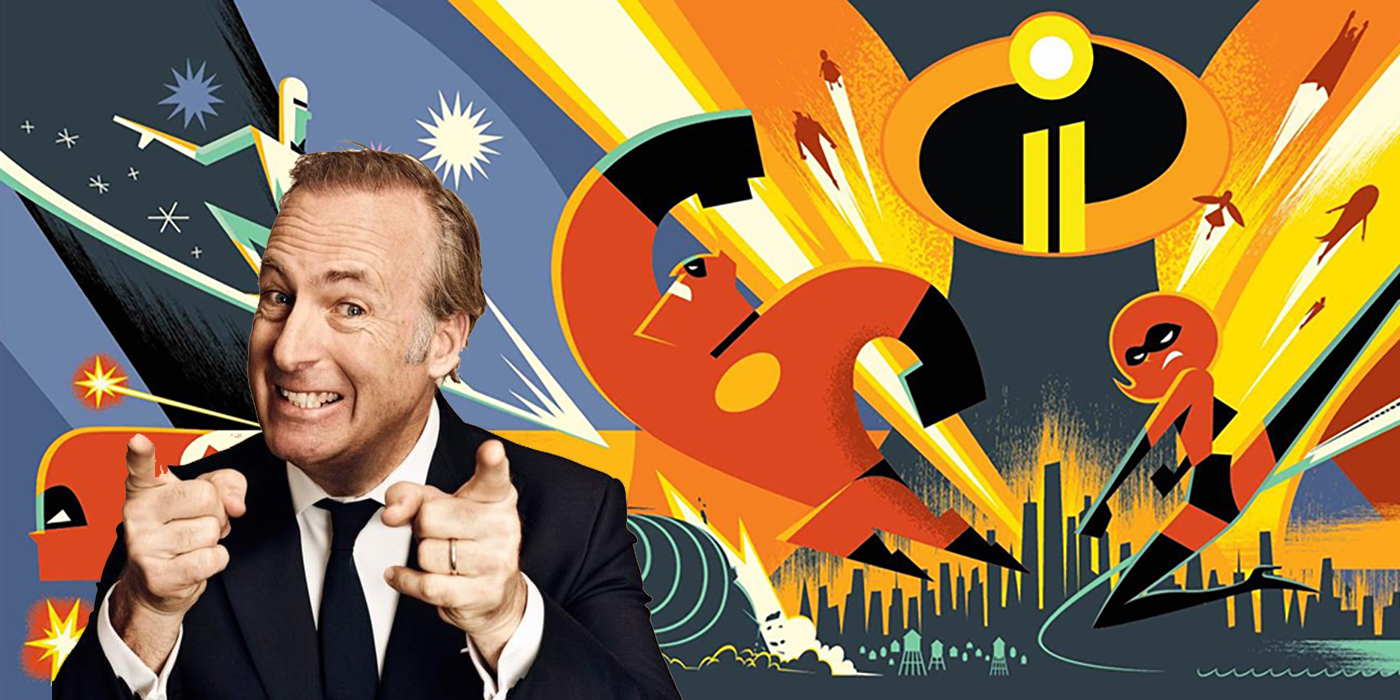 Bob Odenkirk The Incredibles 2