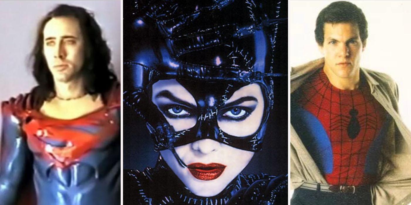 List of American superhero films  Wikipedia