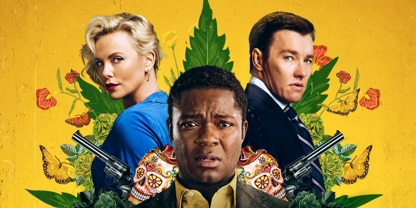Charlize Theron, Joel Edgerton and David Oyelowo in Gringo