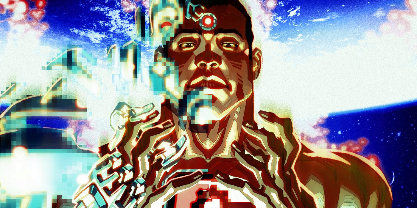 CYBORG Gets His Human Body Back in DC Comics'   Screen Rant