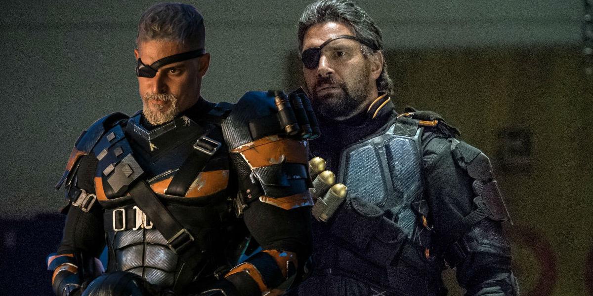 Arrow's Deathstroke Wishes Joe Manganiello the Best