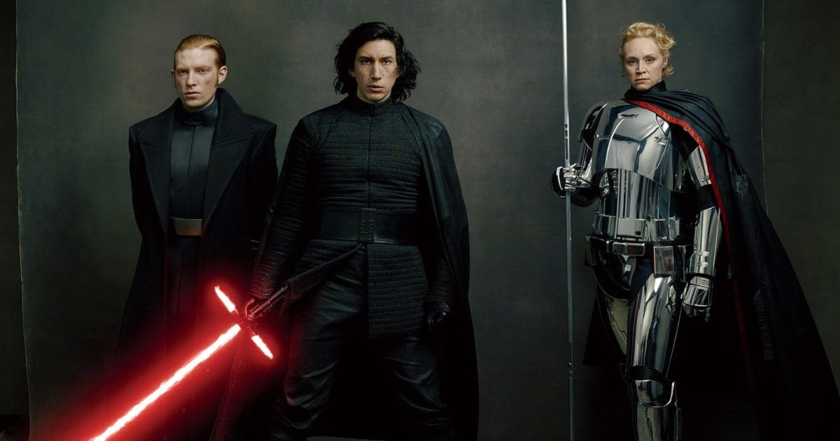 First Order Kylo Phasma Hux