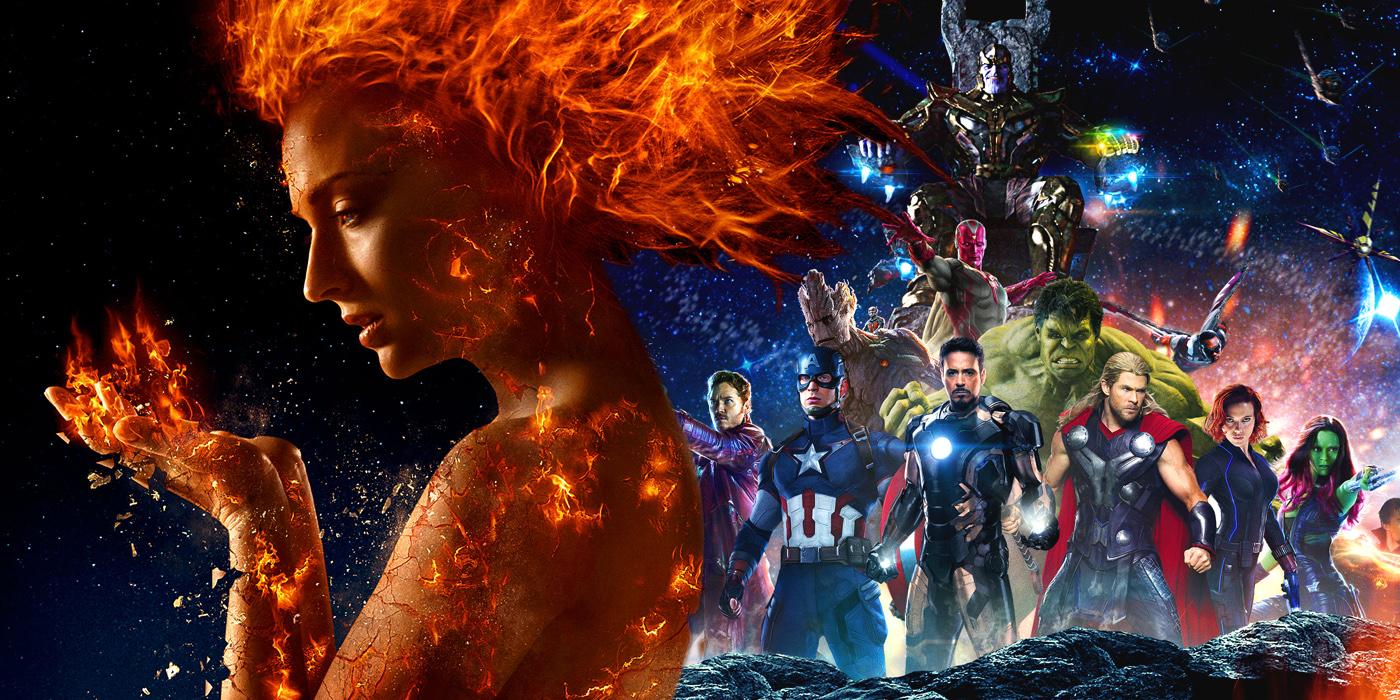 X-Men: Dark Phoenix (2...
