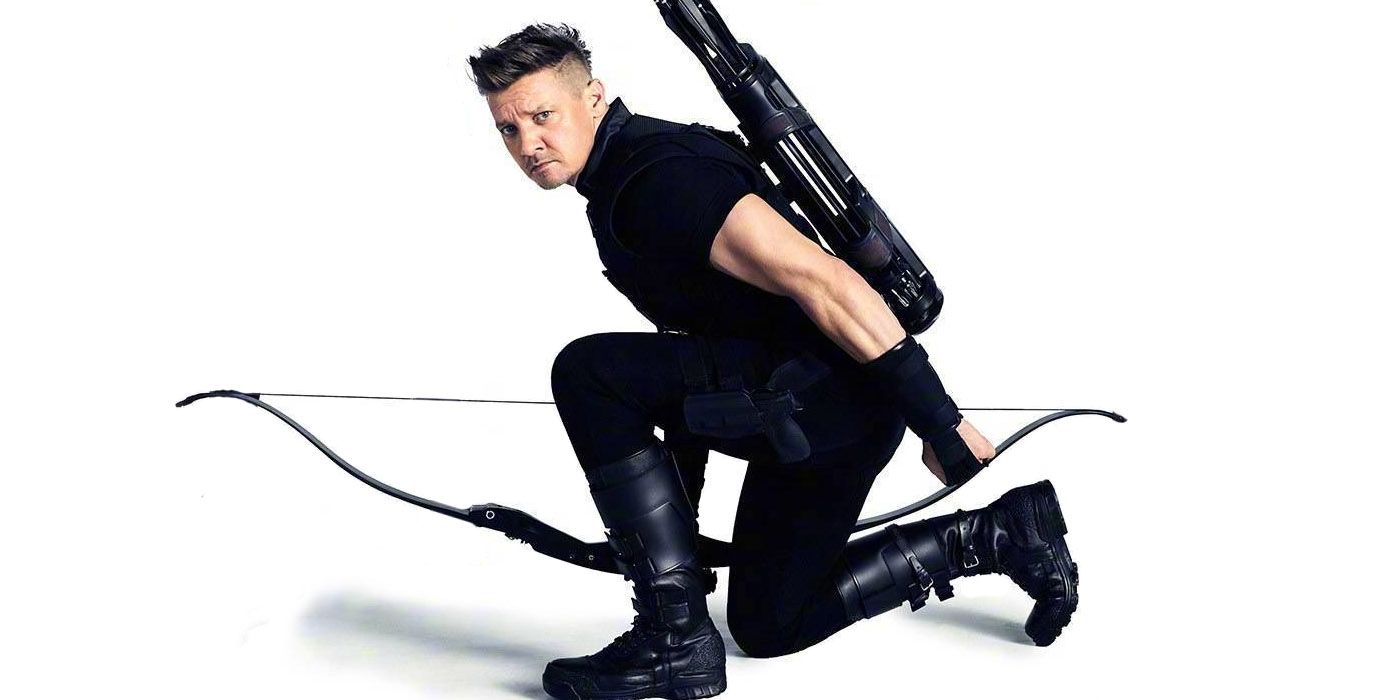 Infinity War Hawkeye Ronin
