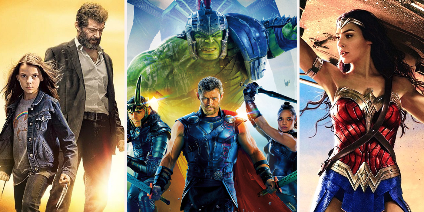 17 Comic Book Movies Of 2017 Ranked Worst To Best