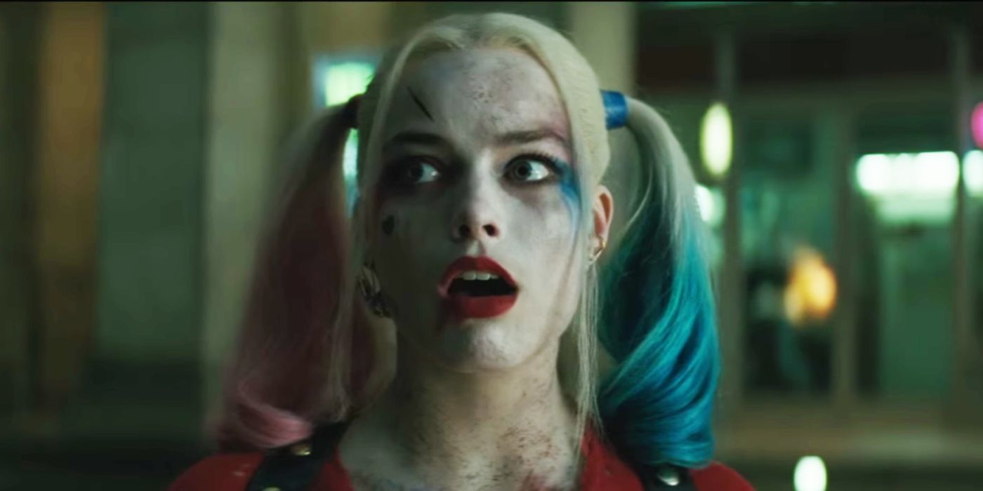 suicide squad margot robbie got harley quinn death threats. Black Bedroom Furniture Sets. Home Design Ideas