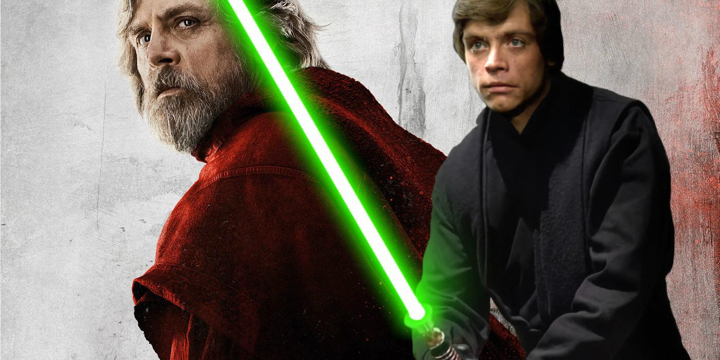 Mark Hamill's Star Wars: The Last Jedi Luke Skywalker Issues