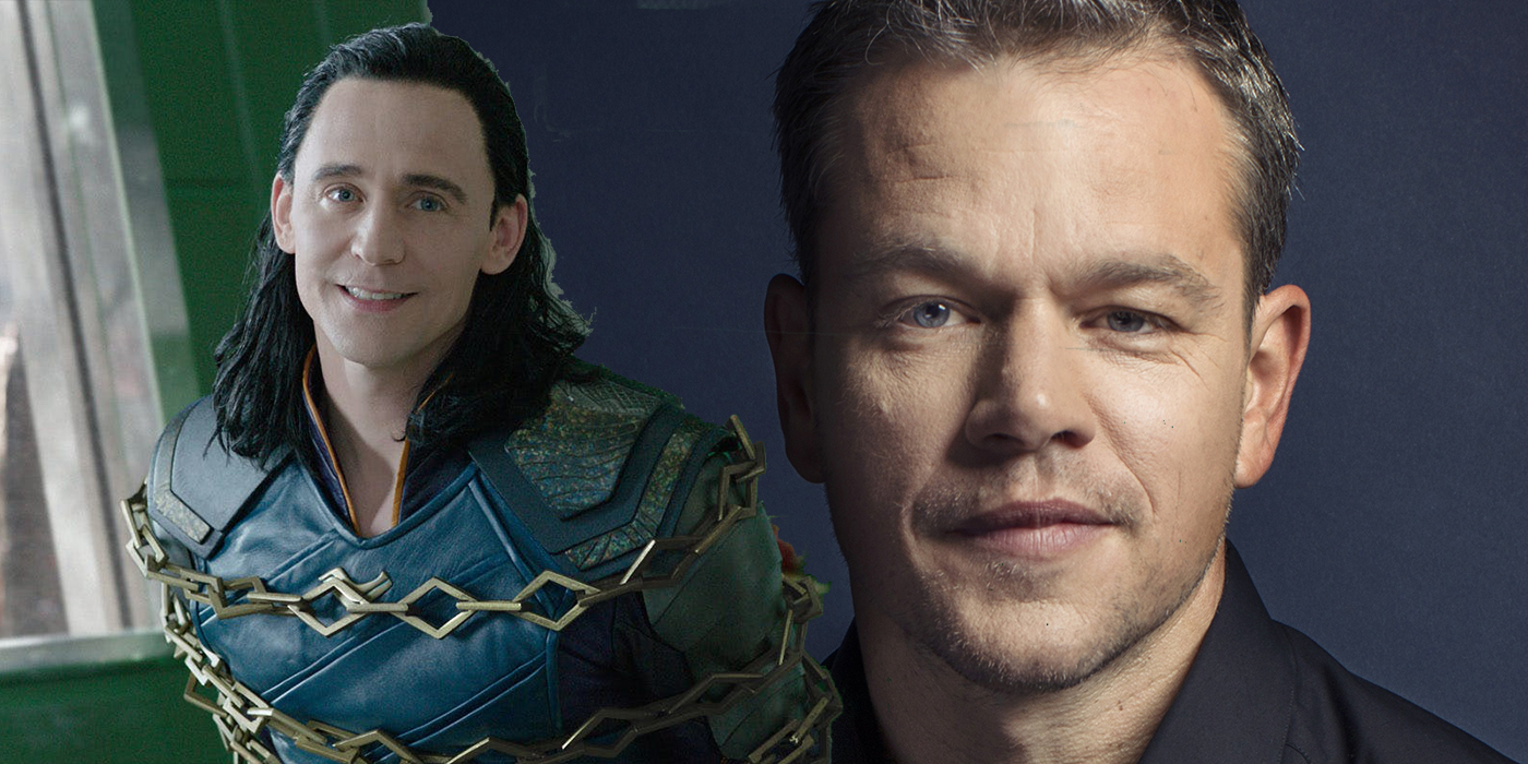 Matt Damon Loved Thor Ragnarok Cameo Screen Rant