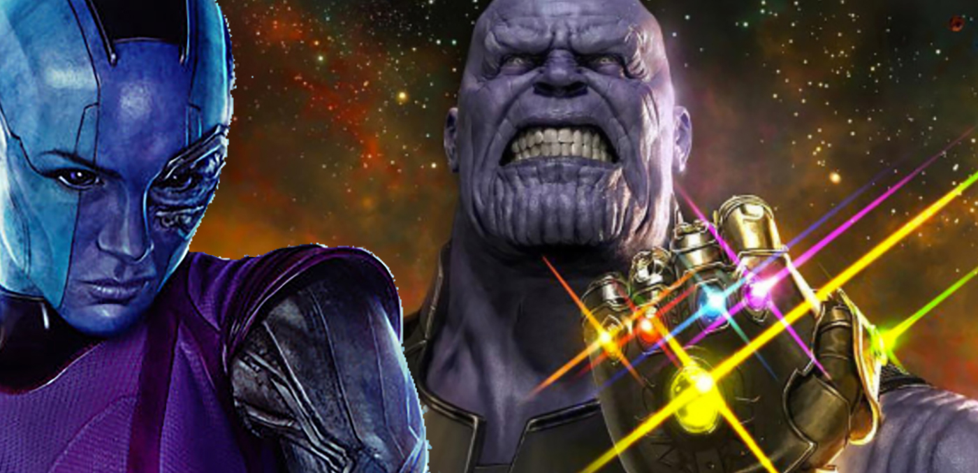 Thanos Family Problems: Nebula May Face Her 'Daddy Issues' In Avengers 4