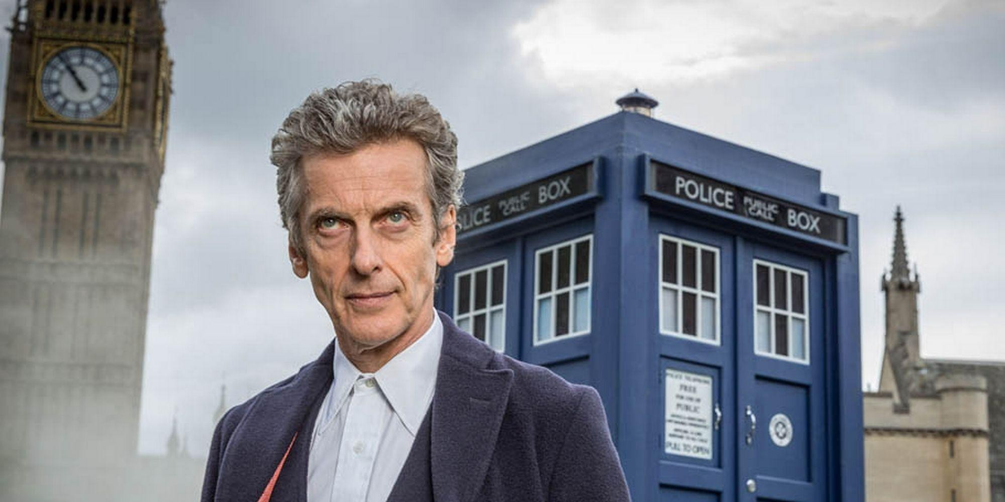 Peter Capaldi Writes Touching Letter To Young Doctor Who Fan