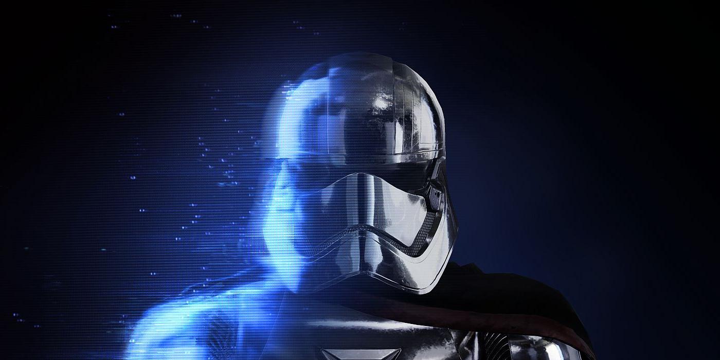 Phasma in Star Wars Battlefront