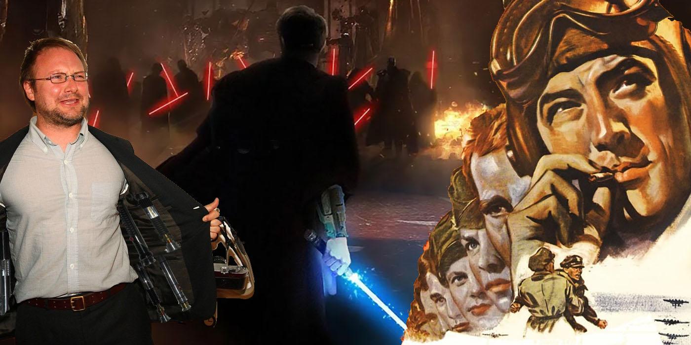 Rian Johnson The Last Jedi