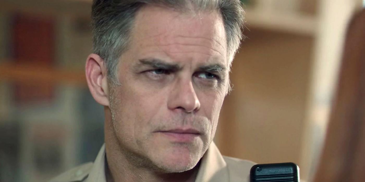 Riverdale - Sheriff Keller