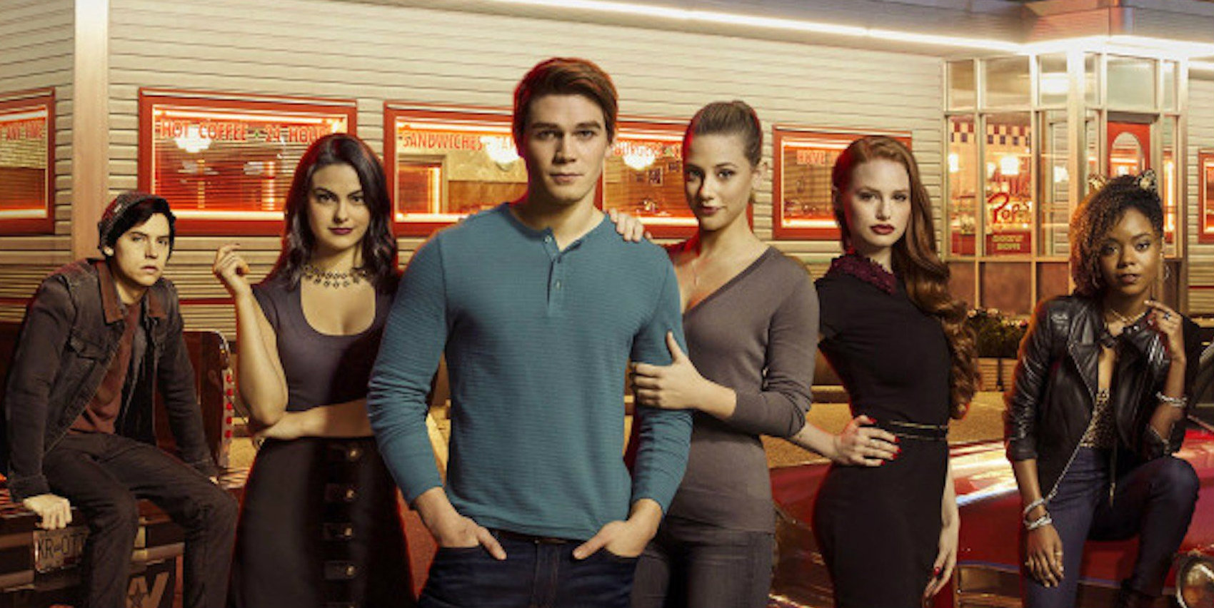 Riverdale Will Get Back to Basics in Second Half of Season 2