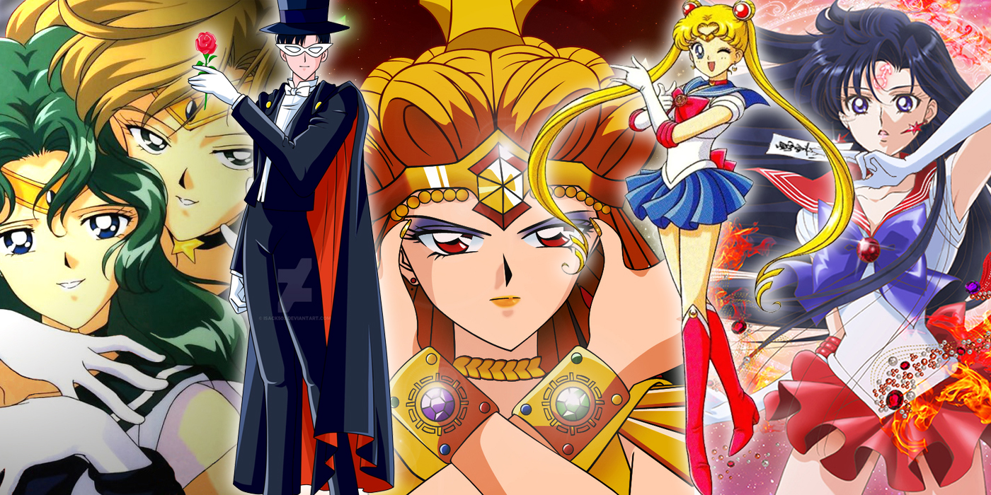 Sailor moon every sailor scout ranked worst to best biocorpaavc Images