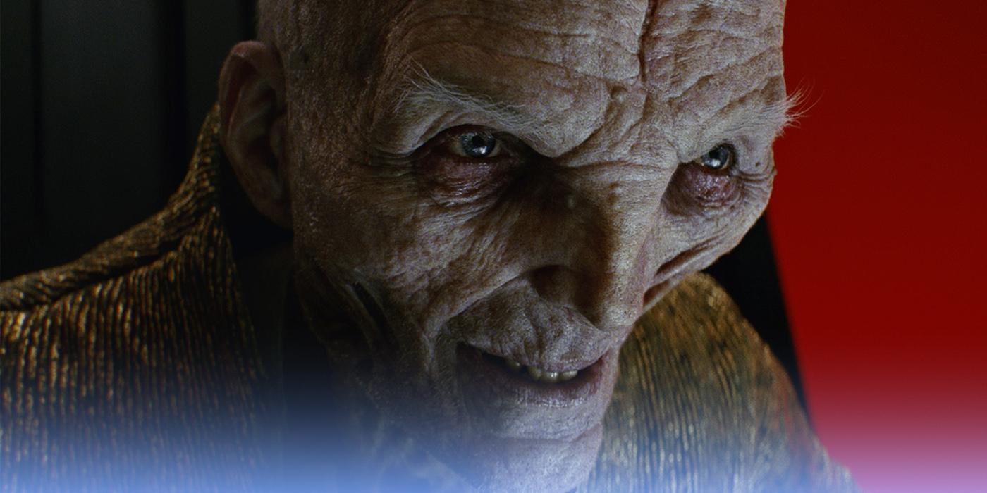 Star Wars Snoke S Death Is The Best Plot Twist In Years