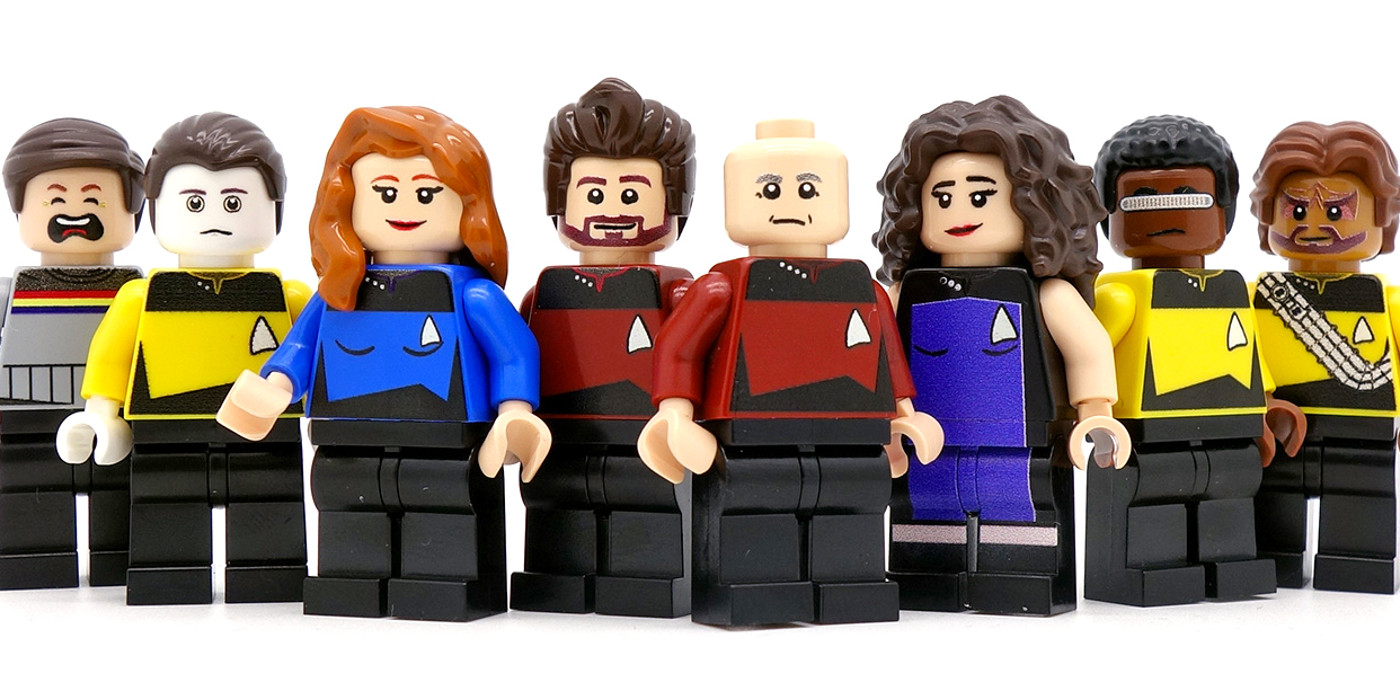 wil wheaton 39 s not laughing at funny unofficial star trek minifig. Black Bedroom Furniture Sets. Home Design Ideas