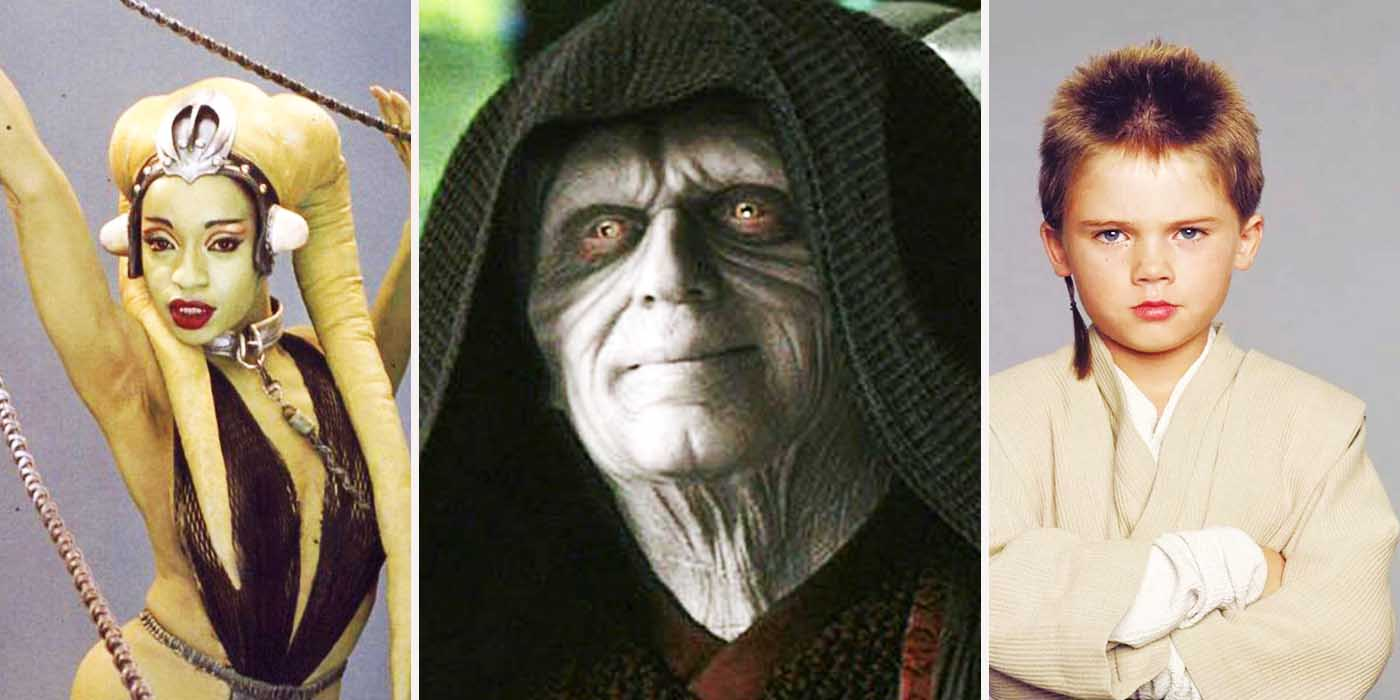 Most Offensive Star Wars Characters   Screen Rant