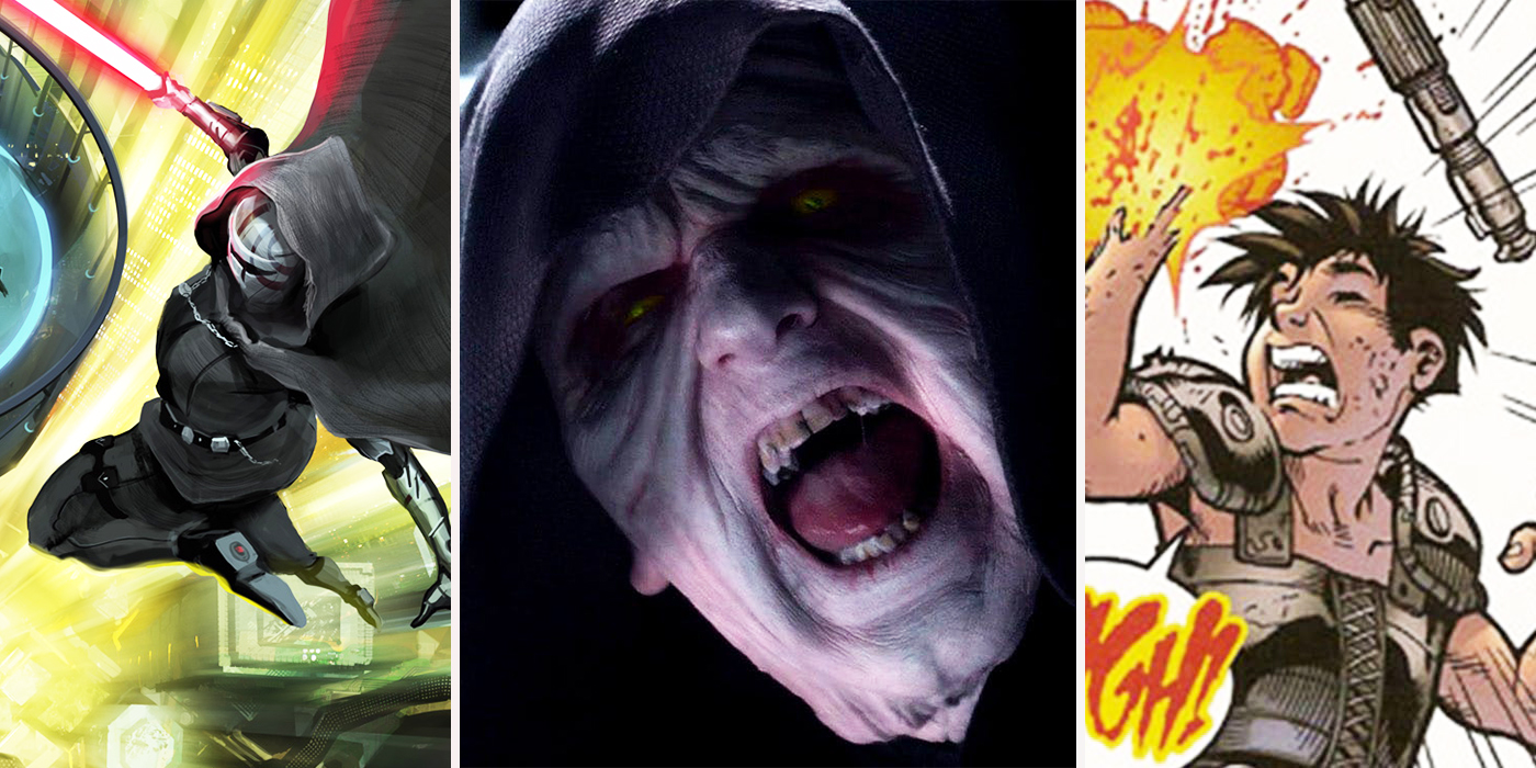 Star Wars: 20 Powers You Didn't Know Sith Had