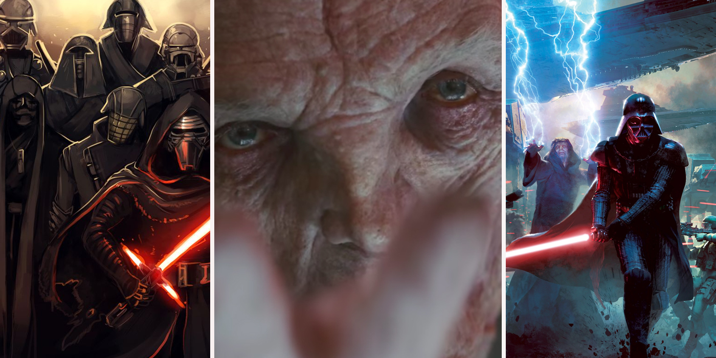 Star Wars: Things You Didn't Know About Snoke | Screen Rant