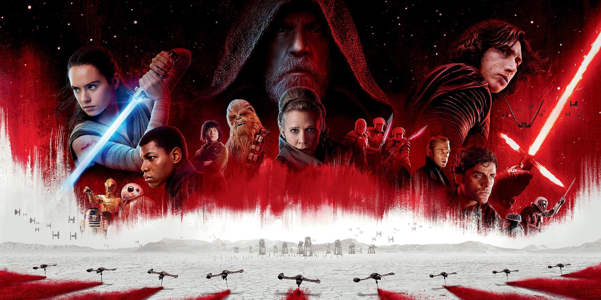 star wars the last jedi movie review screen rant. Black Bedroom Furniture Sets. Home Design Ideas