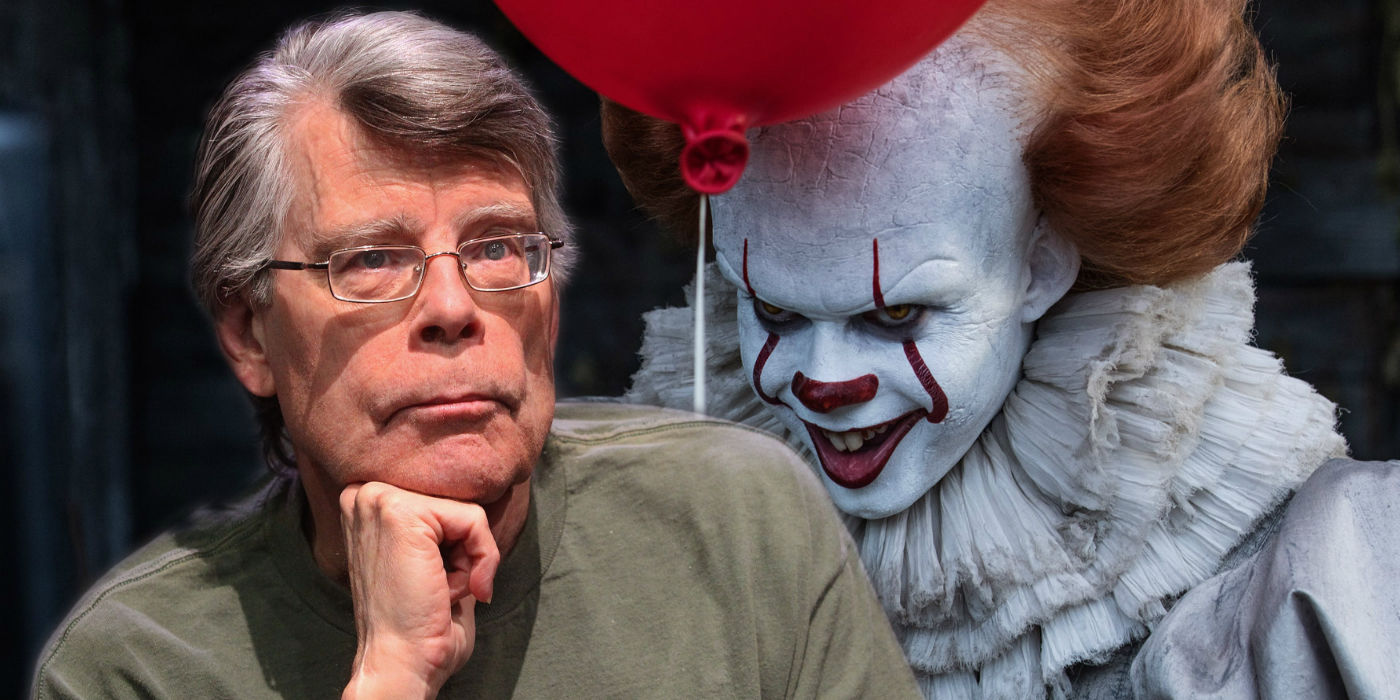Stephen King Says He Wasn't Prepared For How Good 'IT ... |Stephen King It Movie