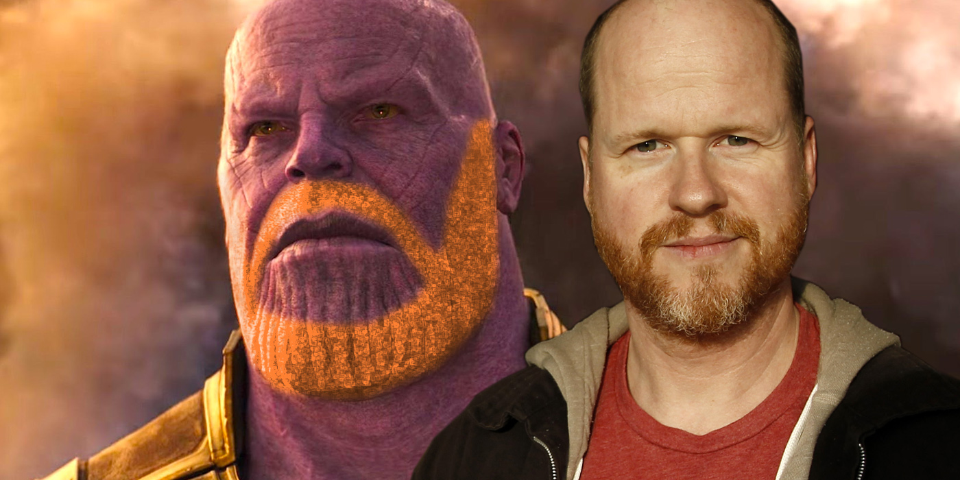Thanos and Joss Whedon