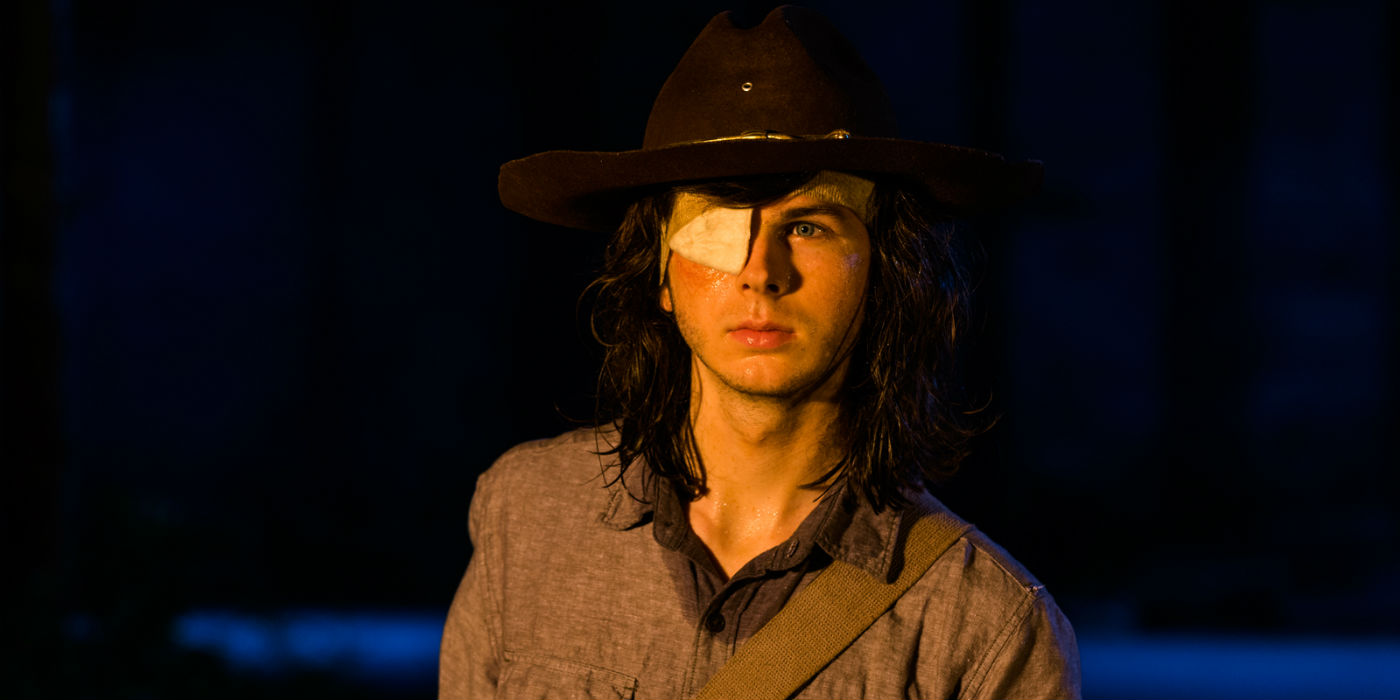 The Walking Dead Season 8 How Its Gotta Be Carl