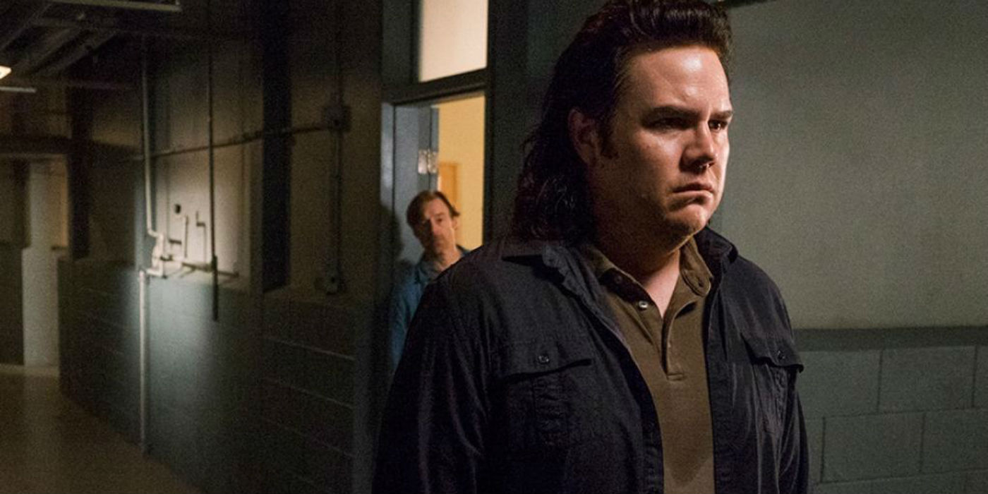 The Walking Dead Season 8 Time for After Review Eugene