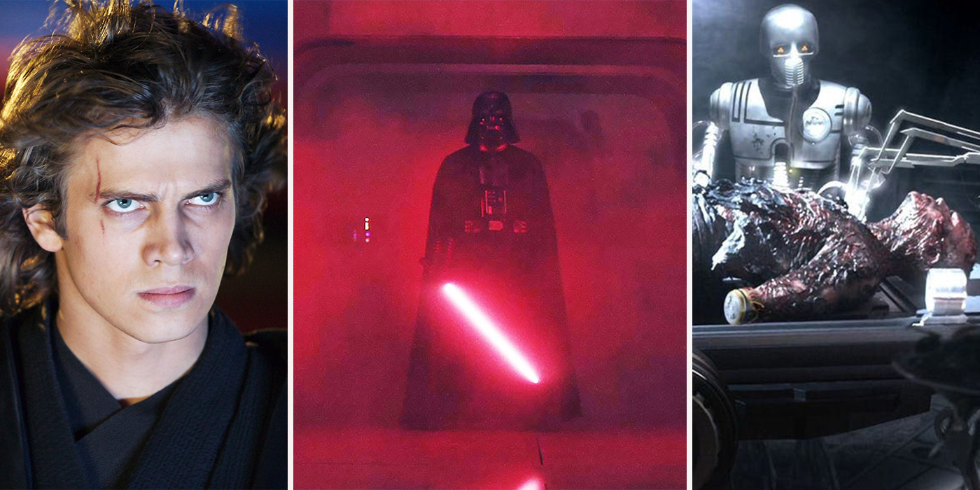 Facts About Darth Vader That Even Die-Hard Fans Don't Know
