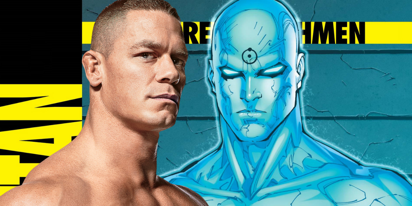 Watchmen Dr Manhattan John Cena