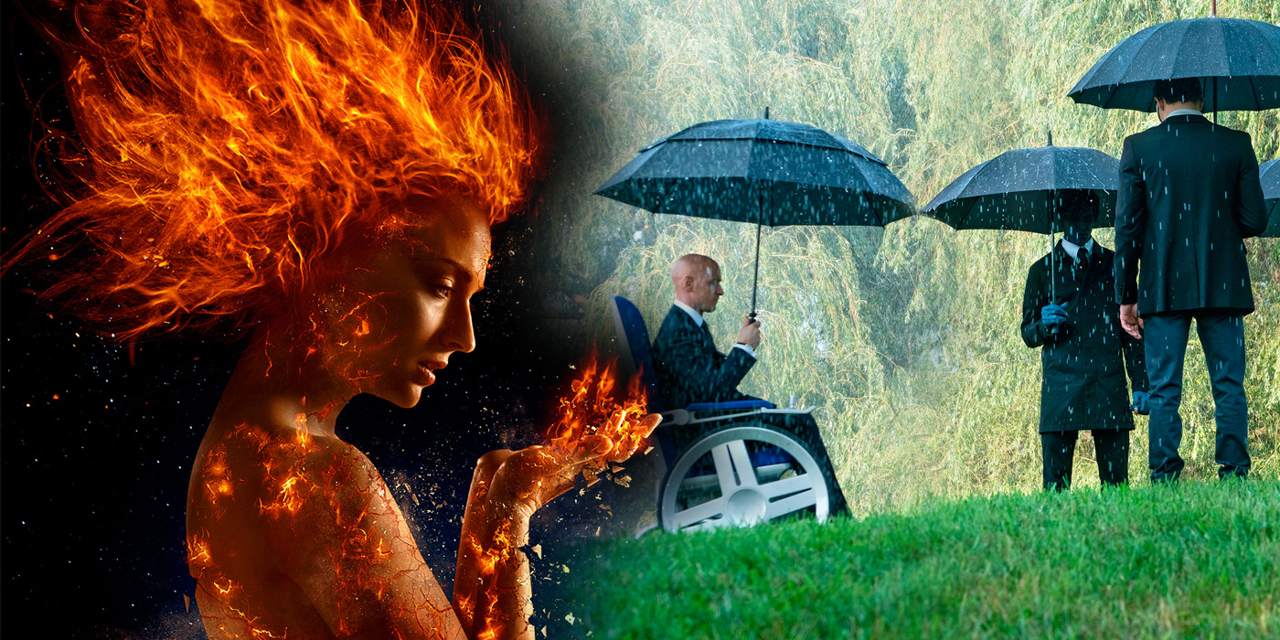 X-Men Dark Phoenix and a Funeral