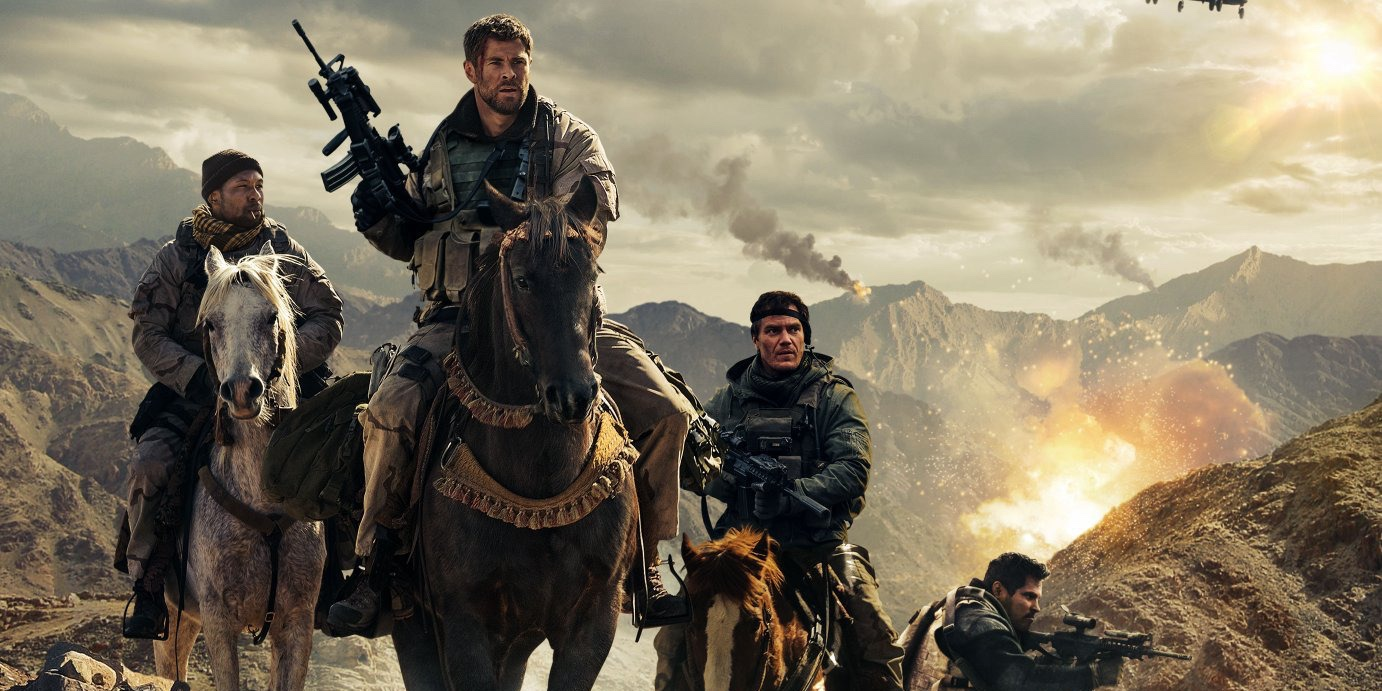 12 Strong Review: A Well-Intentioned Tribute To Real Heroes