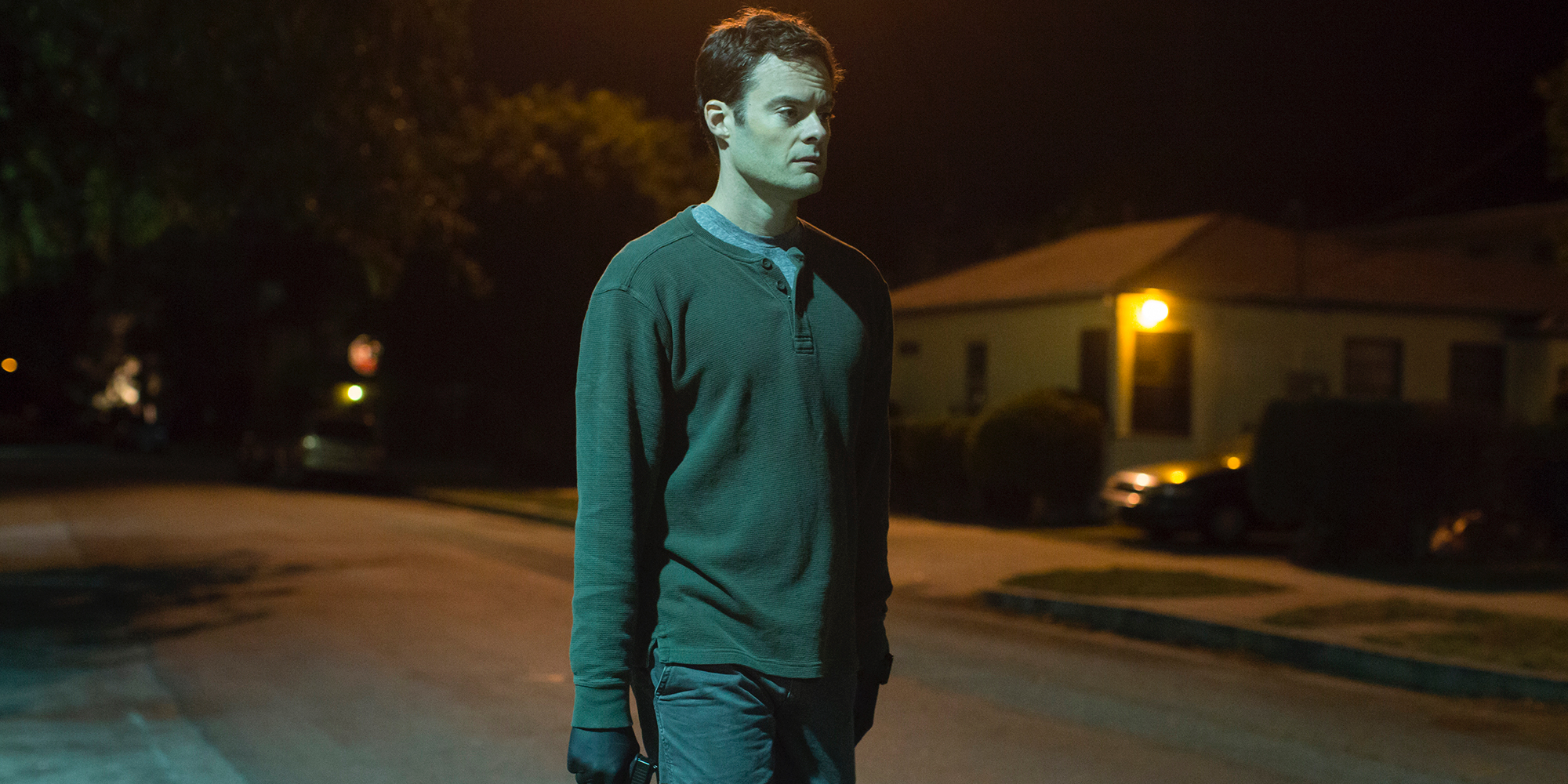 Bill Hader in Barry HBO