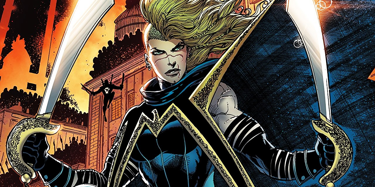 Black Canary Becomes DC's New Ra's al Ghul