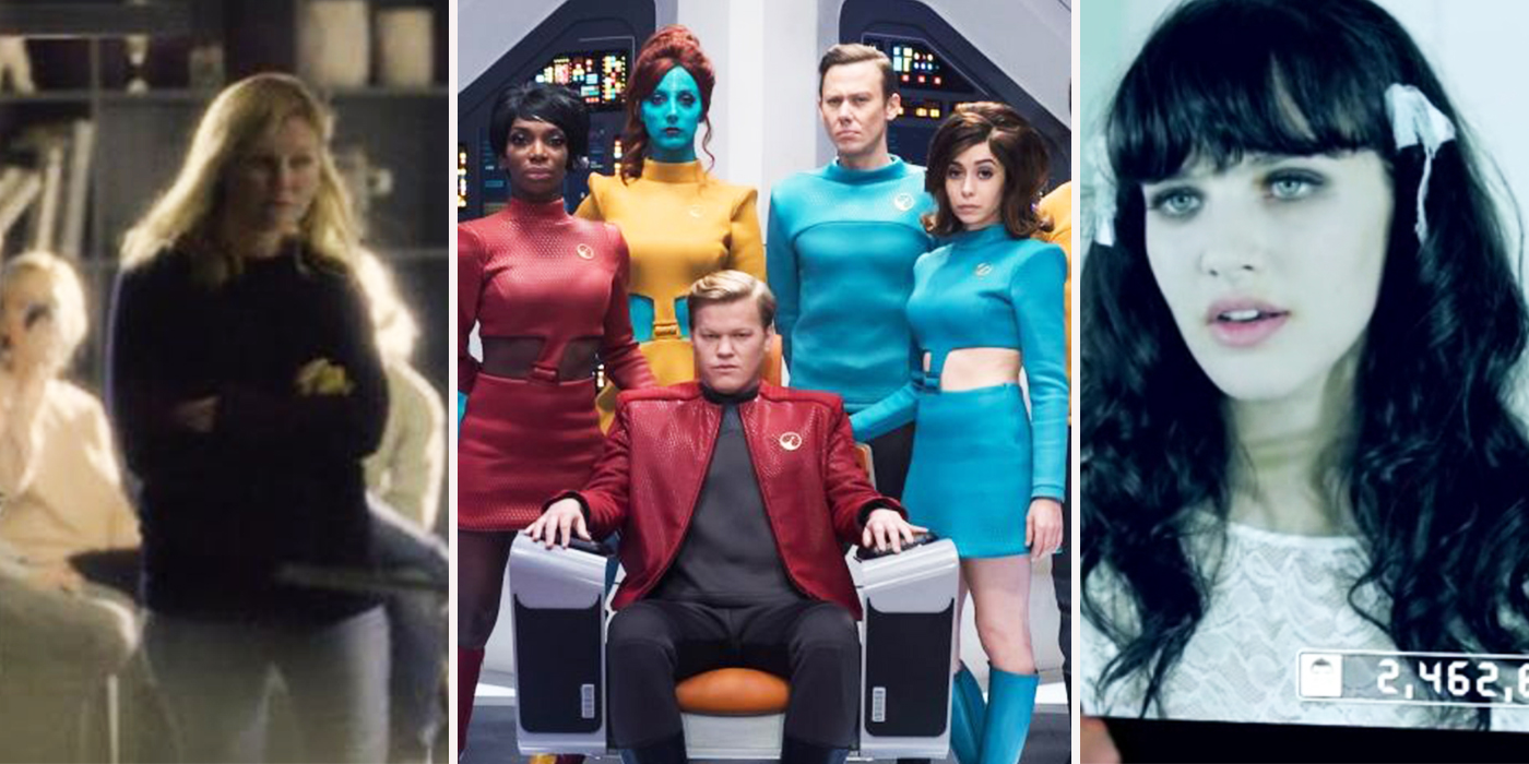 Things you completely missed in black mirror screen rant for Black mirror
