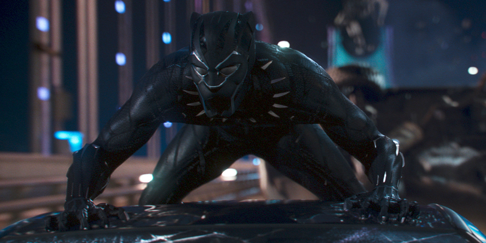 Rezultat iskanja slik za the black panther car chase