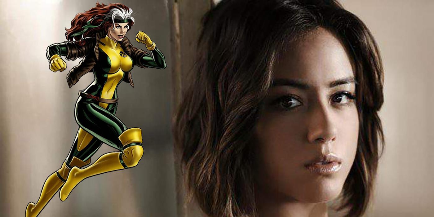 Chloe Bennet Rogue