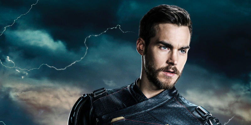 Chris Wood Mon-El Legion Supergirl