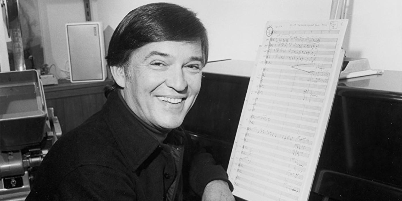 Composer John Morris
