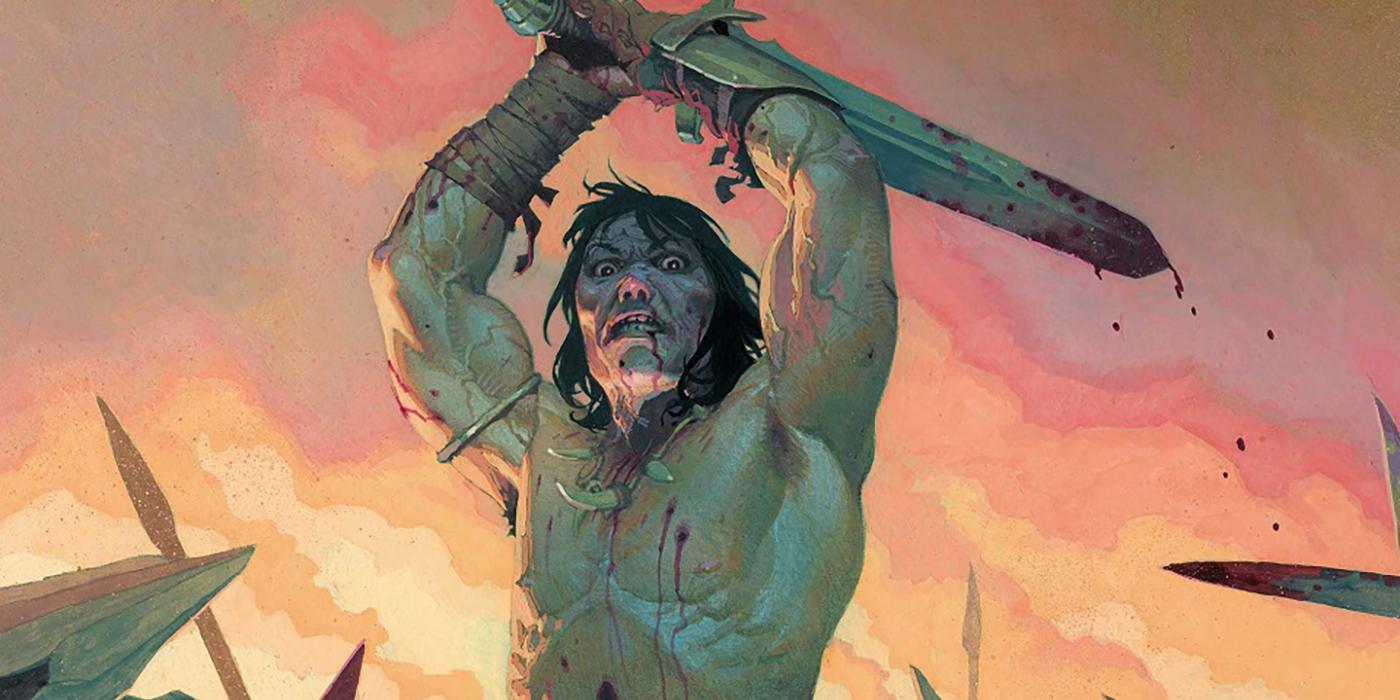 Conan comic 2019