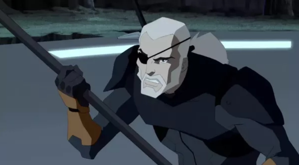 Deathstroke  Young Justice Wiki  Fandom