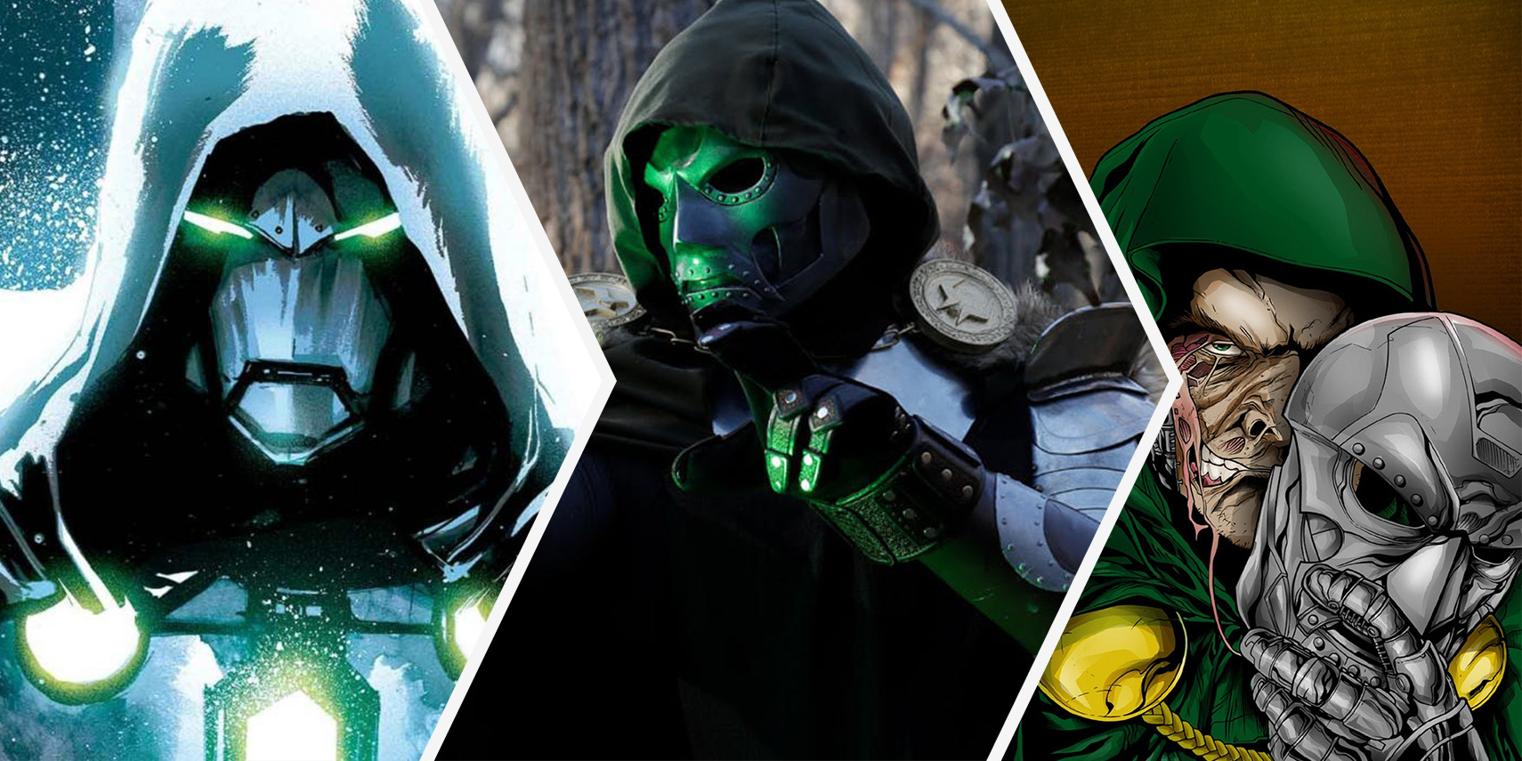 Things You Never Knew About Doctor Doom | Screen Rant