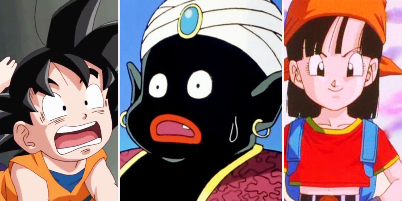 Characters Dragon Ball Wants You To Forget | Screen Rant
