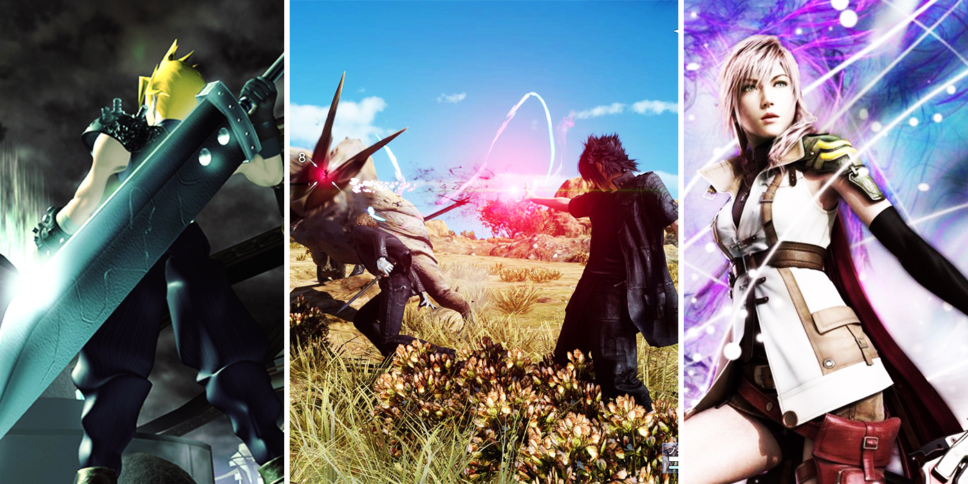 Best And Worst Final Fantasy Games, Ranked | Screen Rant