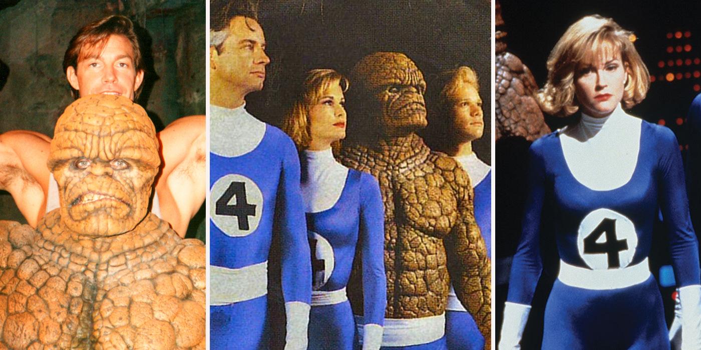 The Fantastic Four 1994