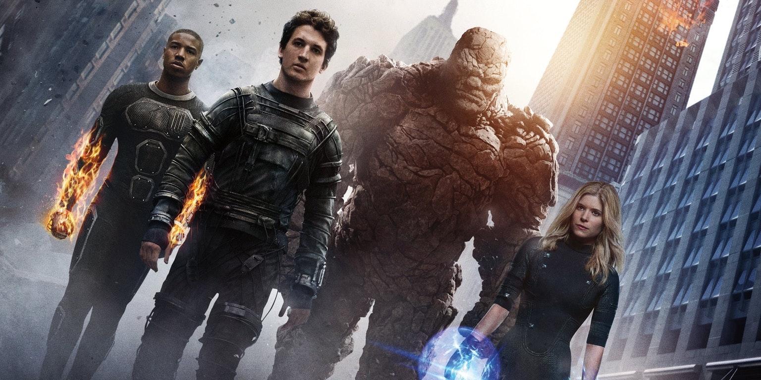 4 fantastics movie