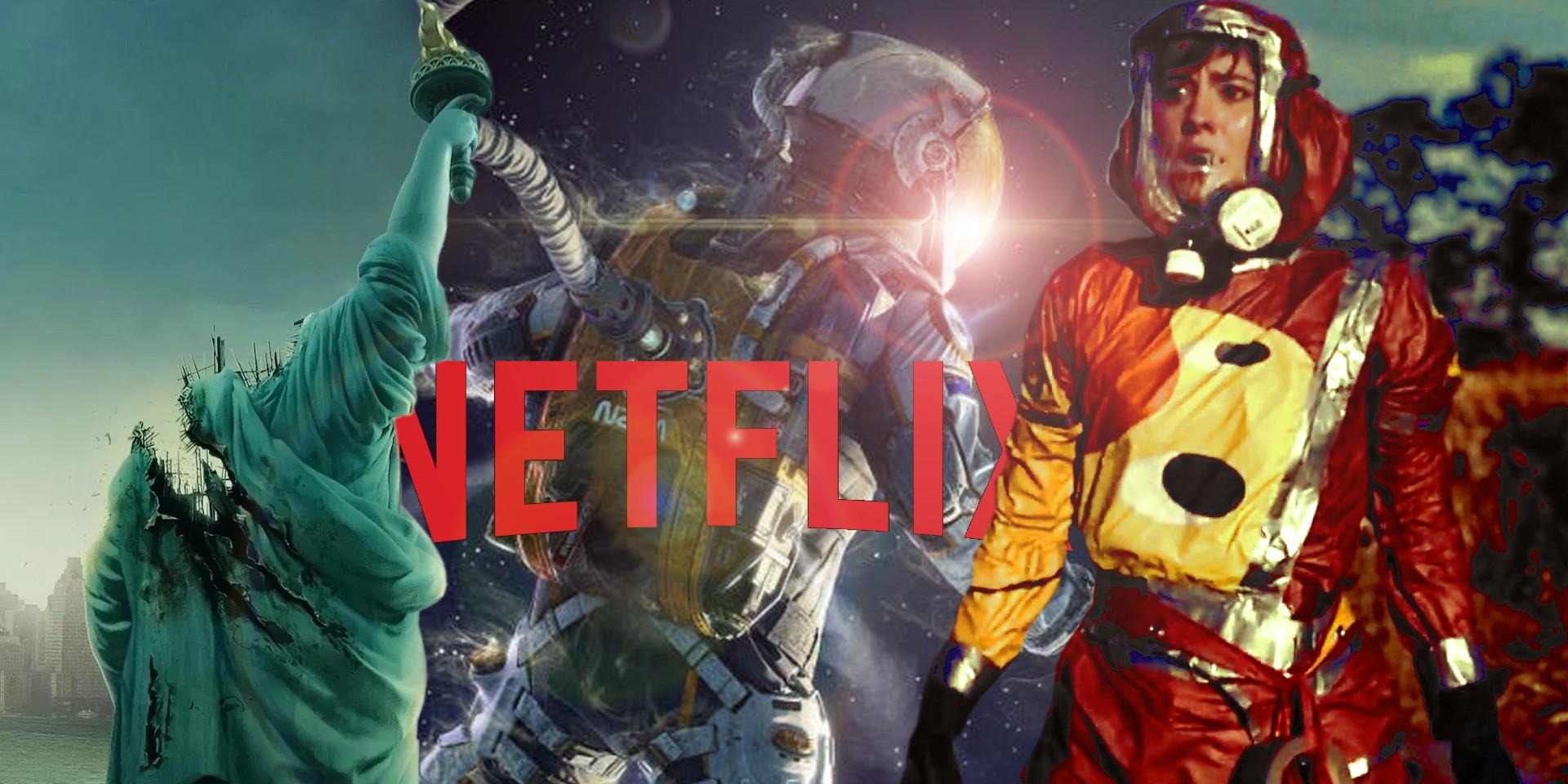 could cloverfield 3 have a surprise netflix premiere