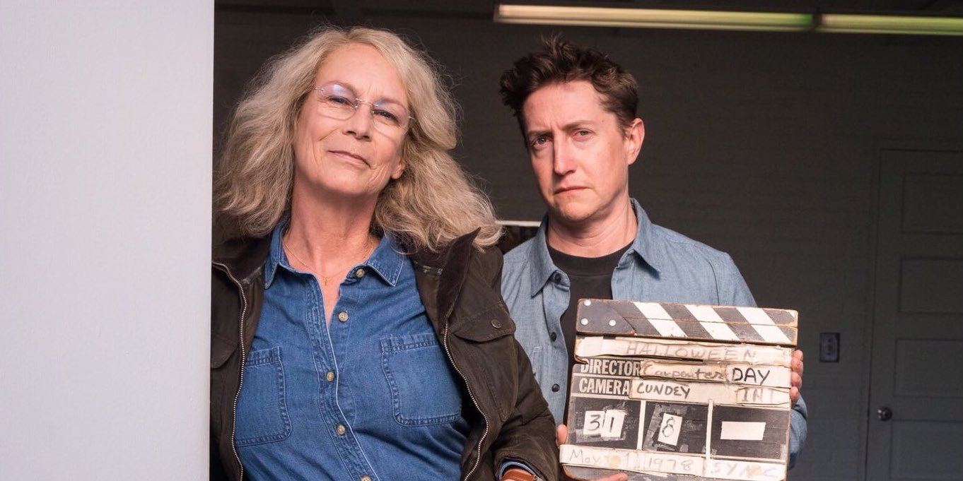Halloween (2018) With Jamie Lee Curtis Starts Filming