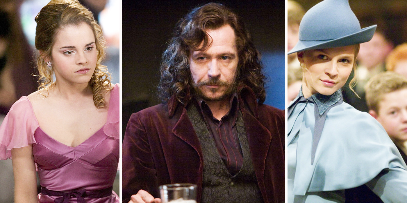 Harry Potter: 8 Characters They Ruined (And 8 They Nailed)